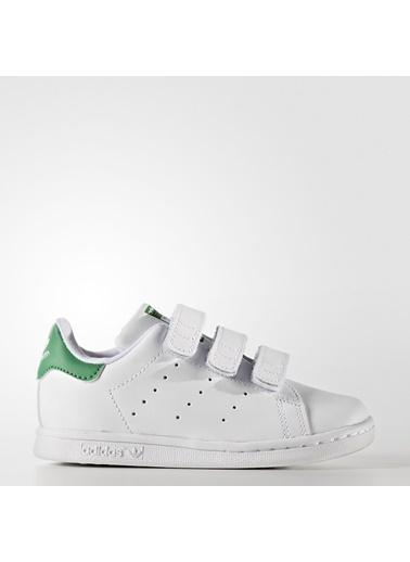 adidas Adidas Bebek Günlük Ayakkabı Bz0520 Stan Smith Cf I Beyaz
